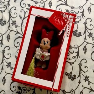 New Minnie Mouse ornament from Lenox